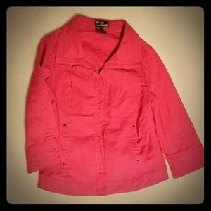 Women's Red Jacket